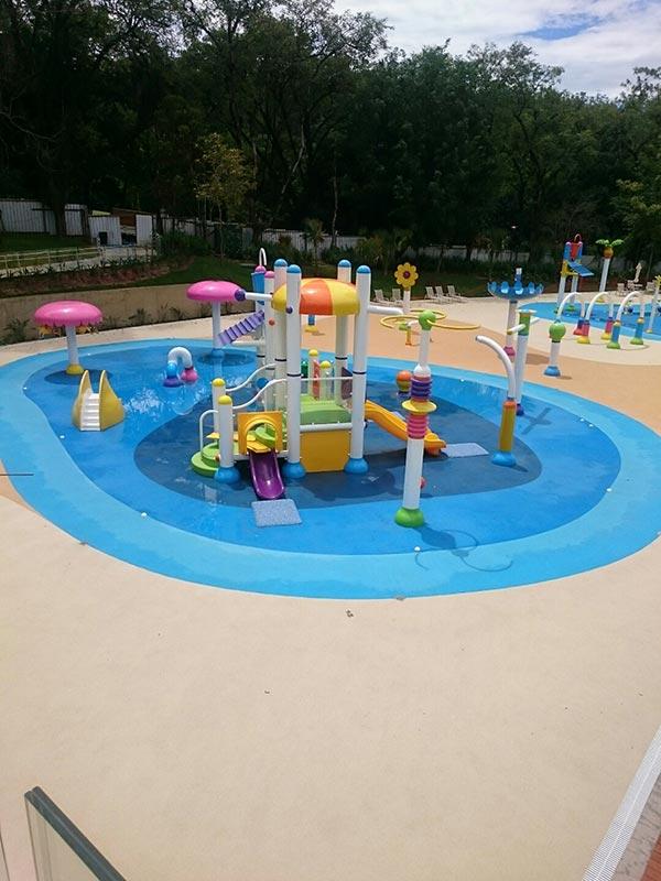 piso epdm em playground